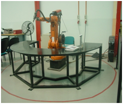 robotic and mechatronic workshop