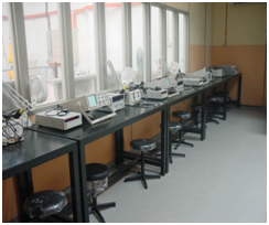 robotic and mechatronic workshop